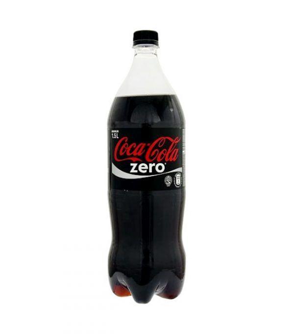 Bebida Coca Cola Zero