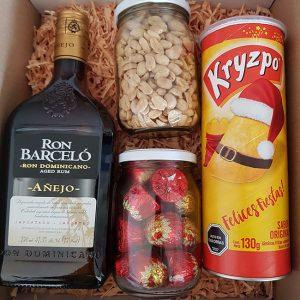 Caja de regalo Ron Barceló 750 Ml